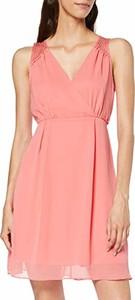 Sukienka amazon.de mini na ramiączkach z dekoltem w kształcie litery v