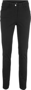 Czarne spodnie bonprix bpc bonprix collection