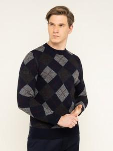 Sweter Superdry w geometryczne wzory