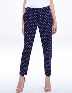 Spodnie L'AF z tkaniny w stylu klasycznym