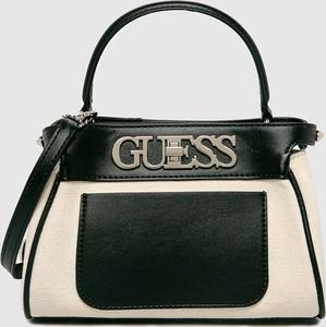 Torebka Guess w stylu glamour