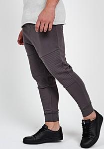 Spodnie sportowe Gate z bawełny