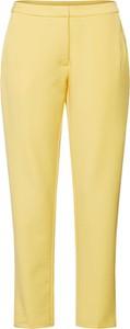 Żółte spodnie Minimum