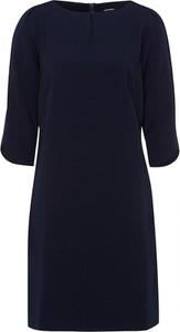Sukienka More & More prosta z długim rękawem w stylu casual