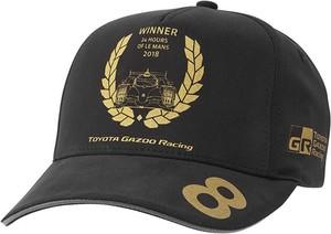 Czarna czapka Toyota Gazoo Racing
