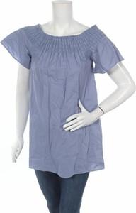 Niebieska bluzka NA-KD