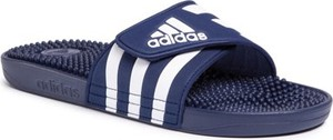 Granatowe buty letnie męskie Adidas
