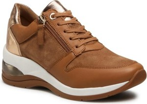 Buty sportowe Lasocki sznurowane z płaską podeszwą