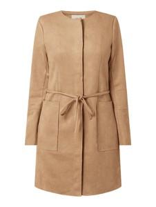Płaszcz Malvin w stylu casual