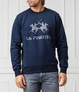 Niebieska bluza La Martina