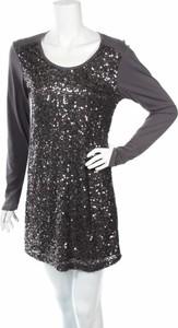 Czarna sukienka Superstar