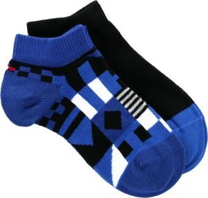 Niebieskie skarpetki Tommy Hilfiger dla chłopców