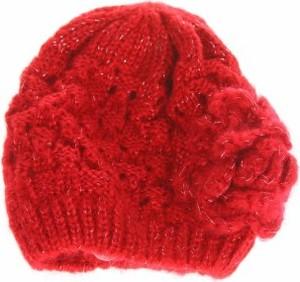 Czerwona czapka La Compagnie Des Petits
