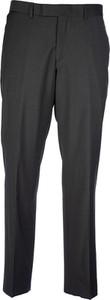 Czarne spodnie Strellson z wełny