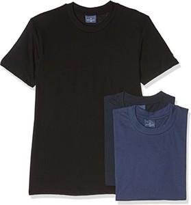 Czarny t-shirt Navigare