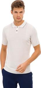 Koszulka polo Galvanni z krótkim rękawem w stylu casual