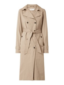 Płaszcz Vero Moda Copenhagen z bawełny