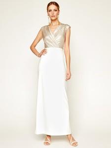 Sukienka Ralph Lauren z dekoltem w kształcie litery v