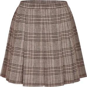Brązowa spódnica Manifiq&Co. mini