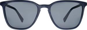 Granatowe okulary damskie Dolce & Gabbana