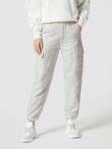 Spodnie POLO RALPH LAUREN z jedwabiu