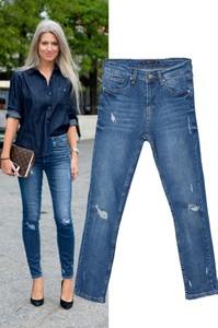 Niebieskie jeansy IVET.PL