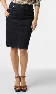 Spódnica Ralph Lauren mini z jeansu
