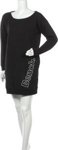 Sukienka Bench z długim rękawem prosta mini