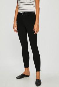 Czarne jeansy Only w street stylu z bawełny