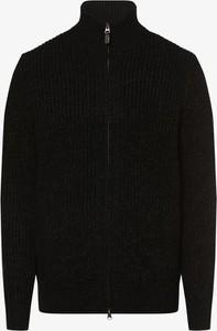 Czarny sweter Superdry z dzianiny