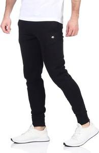 Czarne spodnie sportowe Champion