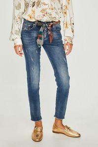 Niebieskie jeansy Answear