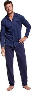 Granatowa piżama Henderson