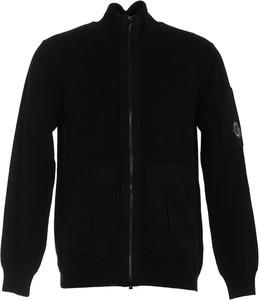 Czarny sweter C.P. Company w stylu casual