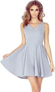 Sukienka MORIMIA mini z dekoltem w kształcie litery v