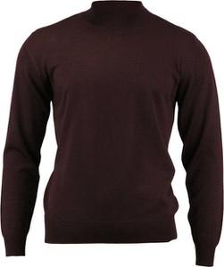 Czerwony sweter Mm Classic z wełny w stylu casual