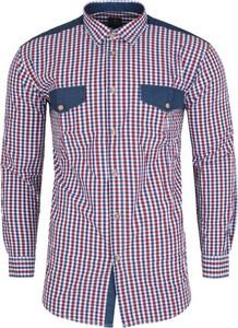 Koszula New Biandly z długim rękawem z bawełny w street stylu