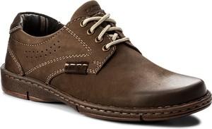 Półbuty lasocki for men - mi229-14145 brązowy