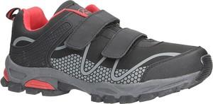 Buty sportowe Casu na rzepy w sportowym stylu