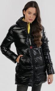 Czarna kurtka born2be w stylu casual