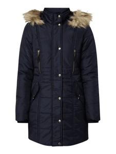 Granatowa kurtka Vero Moda Outdoor w stylu casual