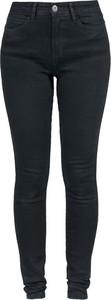 Czarne jeansy Emp z bawełny w street stylu