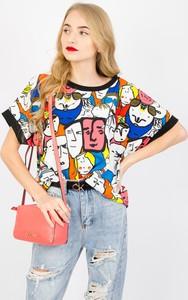 T-shirt Olika z okrągłym dekoltem