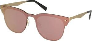 Okulary przeciwsłoneczne SS10255 Solano (złoto-czarne)