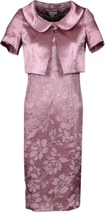 Różowy kostium damski Fokus