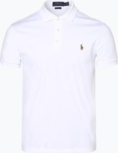 Koszulka polo POLO RALPH LAUREN z dżerseju z krótkim rękawem