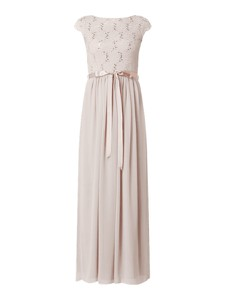Sukienka Swing z satyny
