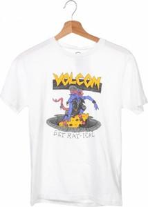Koszulka dziecięca Volcom z krótkim rękawem