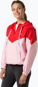 Czerwona kurtka Levis w stylu casual krótka