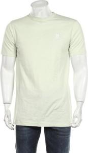 T-shirt Daily Basis Studios w stylu casual z krótkim rękawem